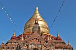 Pagoda Dhammayazika Bagan