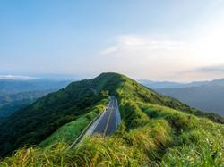 Taiwan Mountain Road