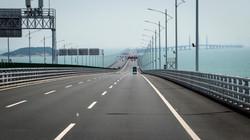 HK Zhuhai Macau Bridge