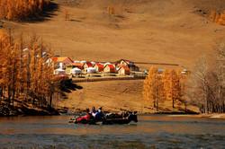 Autumn Mongolia