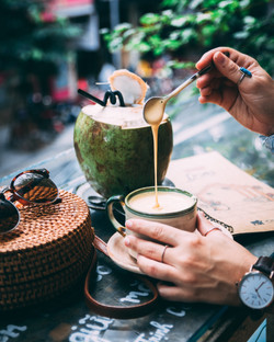 Vietnam Coconut Coffee