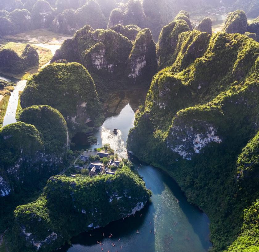 Trang An National Park