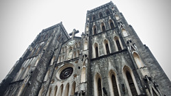 St Joseph Cathedral Hanoi