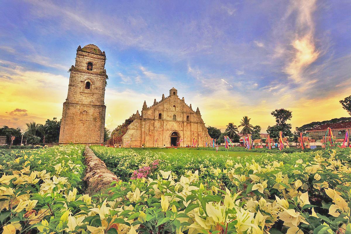 Paoay Church, IIocos Norte