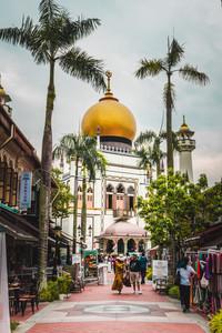 Sultan Mosque