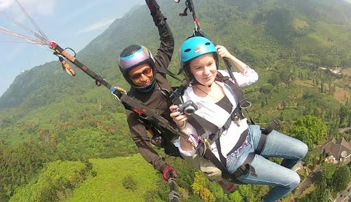 Puncak Paragliding