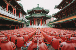 Temple in Kaohsiung