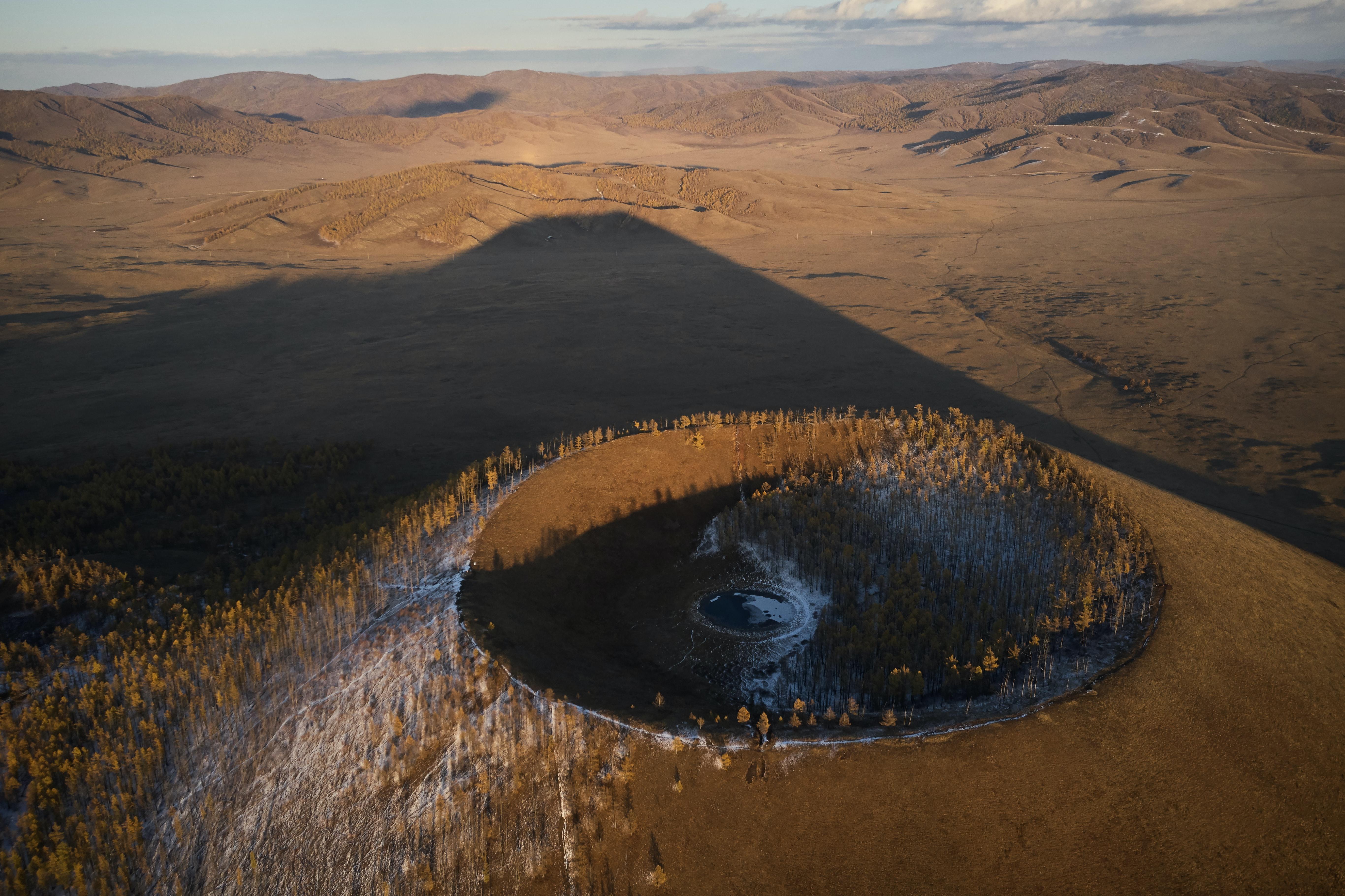 Khorgo Mountain