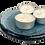 Thumbnail: Small Plate - Light Blue
