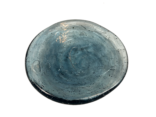 Small Plate - Light Blue