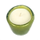 Thumbnail: Handblown Recycled Glass Soy Candle - Ginger Fig