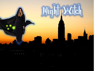 Superhero of the Day - Night Witch