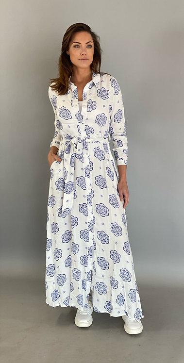 """EST'MAXI DRESS """"BLUE BREEZE"""""""