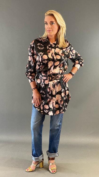 EST'BLOUSE-DRESS ROMANTIC FLOWER