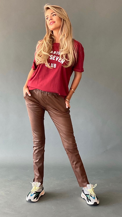 EST' CHINO MUSTANG BROWN
