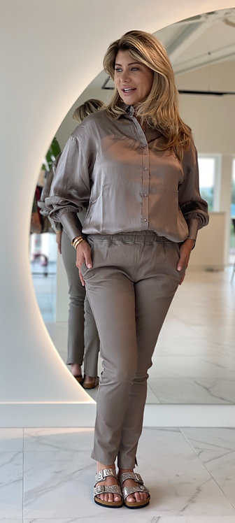"""EST'CHINO  """"SIMPLY TAUPE"""""""