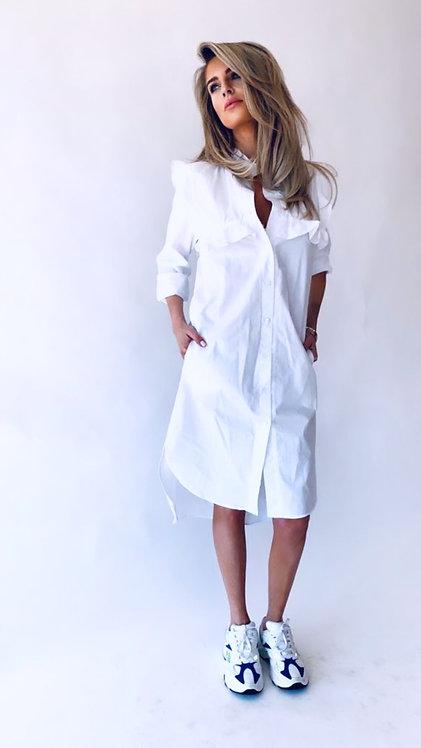 EST'DRESS-BLOUSE PARIS WHITE