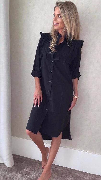 EST'DRESS-BLOUSE PARIS BLACK