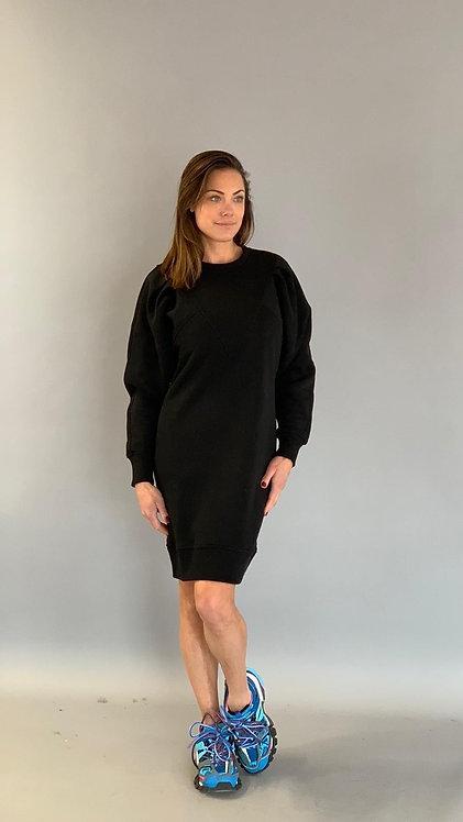 """EST'VETEMENTS DRESS """"BLACK"""""""