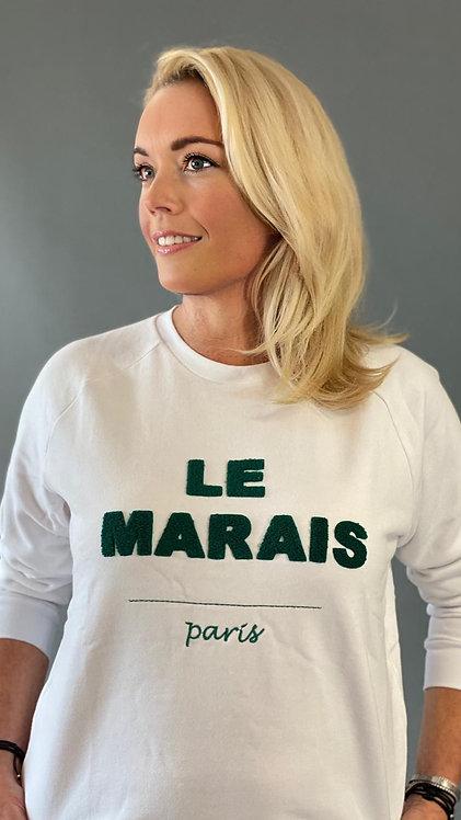 LE MARAIS SWEATER