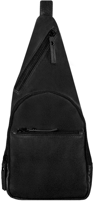 EST' LEATHER BAG MIREL BLACK