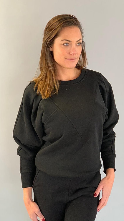 "EST'VETEMENTS SWEATER ""BLACK"""