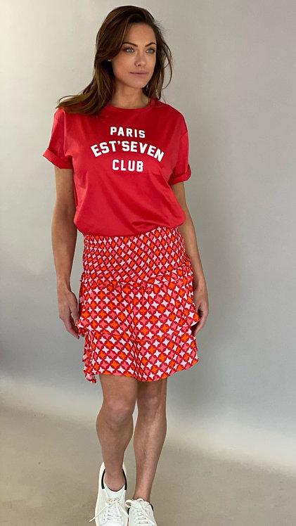 "CLUB SHIRT ""TRUE RED"""