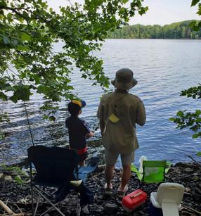 Boy Scout Fishing Derby