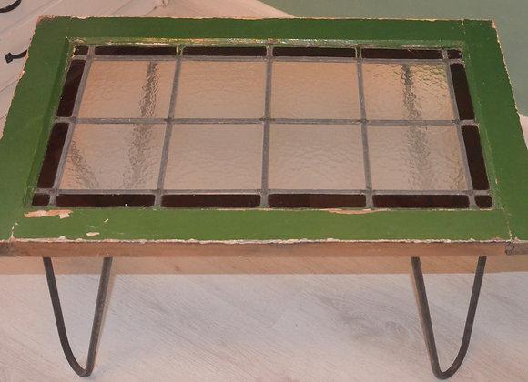 Tafel glas in lood