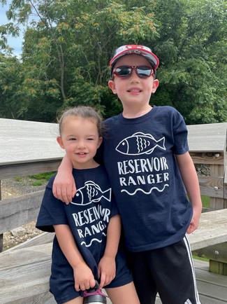 Reservoir Rangers T Shirt