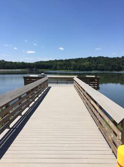 Woodcliff Lake Dock