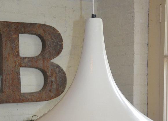 Vintage hanglamp heksenhoed