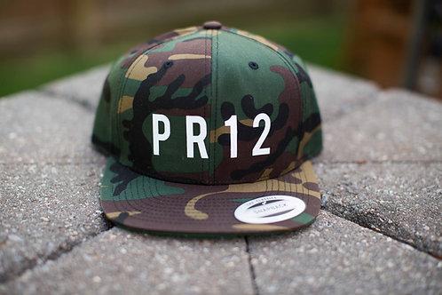PR12 Camo Hat
