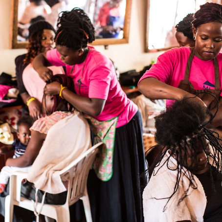 Changing the lives of single moms in uganda.