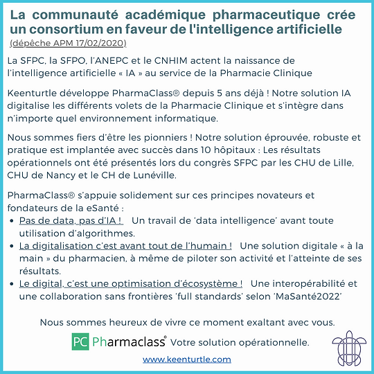 Keenturtle,_PharmaClass_congrès_SFPC_Jan