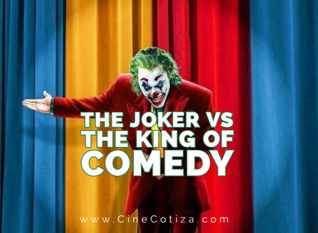 The Joker vs The King of Comedy