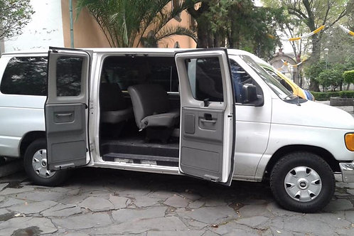 Transporte de personal y equipo