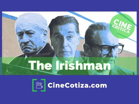 El Irlandés / The Irishman ¿es la obra maestra de Scorsese?