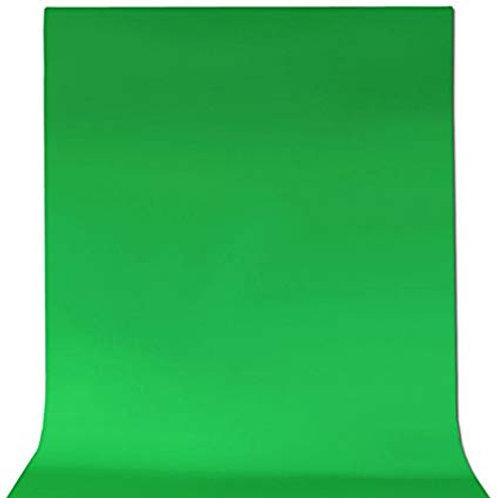 Foro y chroma verde