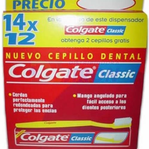 Cepillo Dental Classic COLGATE