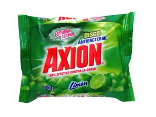 Caja de Jabon Axion Discos