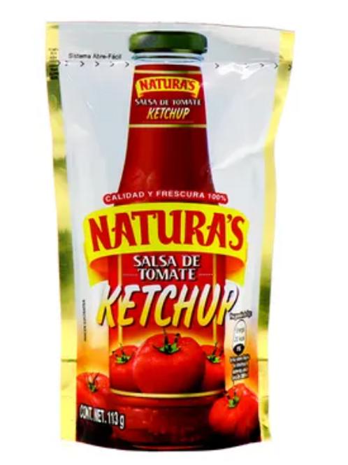 Ketchup Naturas