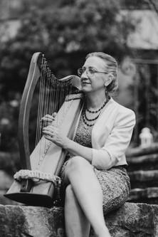Harpist Celebrant Fiona King