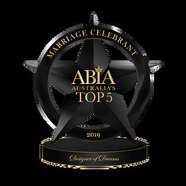 2019 ABIA National Logo-Celebrant_Top5.p
