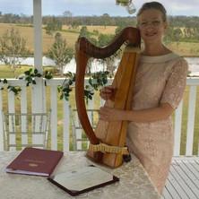 The Harpist Celebrant