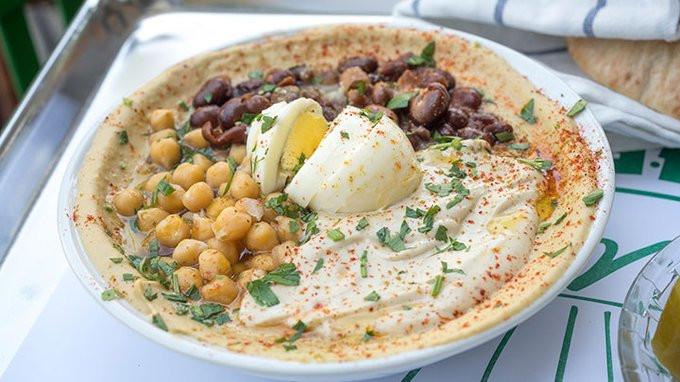 Street Food in Israele