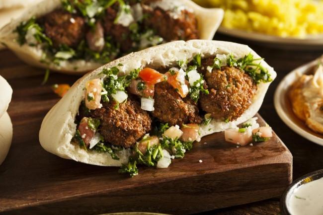 Falafel - Cibo Israeliano