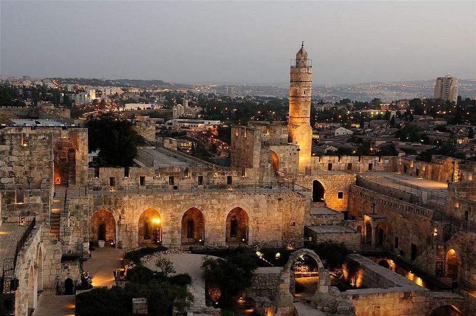 La torre di Davide