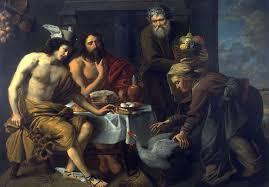 Filemone e Bauci sulle note di Ennio Morricone