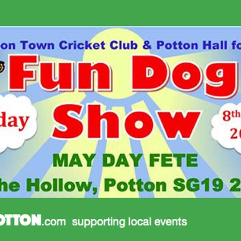 CANCELLED - Potton Fun Dog show